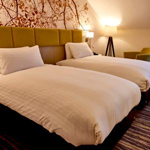 Double & Twin Bedrooms